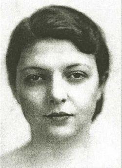 Pearl Laurena <I>Stover</I> Bedinger