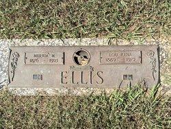 Merida M Ellis