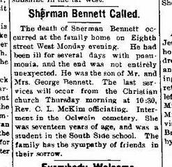Sherman Bennett