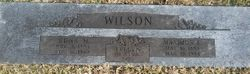 Edna May <I>Hunter</I> Wilson