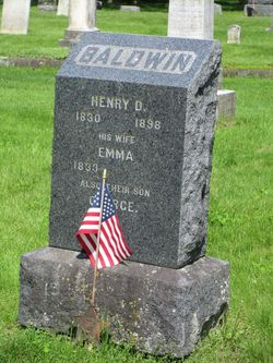 Henry D Baldwin
