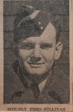 Sgt Frederick Alexander Sullivan