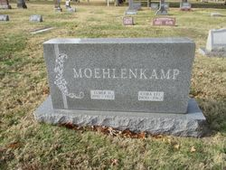Cora Lee <I>Morrow</I> Moehlenkamp