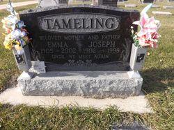 Emma <I>Schmedes</I> Tameling