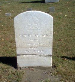 Peter Crook Jr.