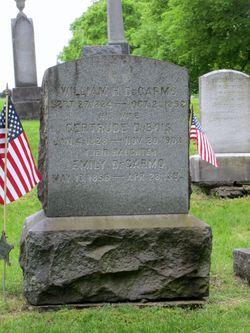 William H DeGarmo
