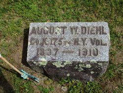 August W Diehl