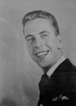 Flight Sergeant (Pilot) Frederick Ward