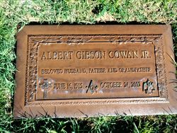 Albert Gibson Cowan