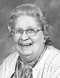 Edith M. <I>Bursek</I> Becker