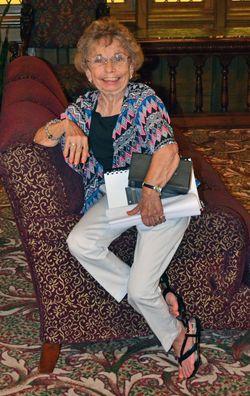 Sally Ann Isom
