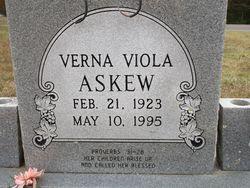 Verna Viola <I>Click</I> Askew