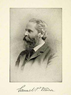 Samuel Prowse Warren