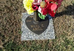 Wilma Ernestine <I>Hicks</I> Abell