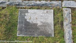 Louise Maud <I>Pinder</I> Cambie