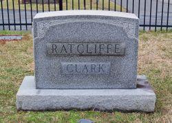 Mary Jewel <I>Ratcliffe</I> Clark