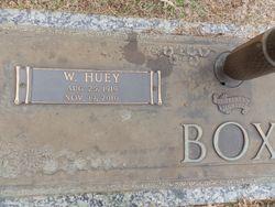 Walter Huey Box