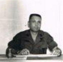 LTC Ferdinand Ora Barger Jr.