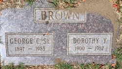 Dorothy K <I>Yale</I> Brown