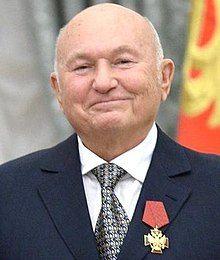 Yury Luzhkov