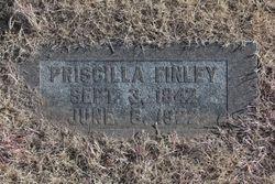 Priscilla <I>Kribbs</I> Finley