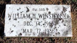William Heman Winston Jr.