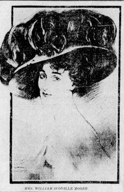 Edith Louise <I>Pulitzer</I> Moore