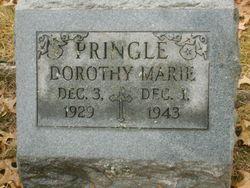 Dorothy Marie Pringle