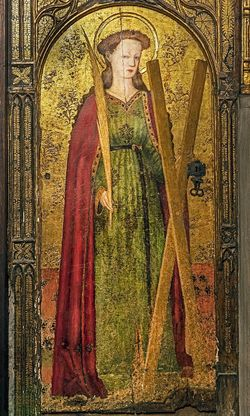 Saint Eulalia of Barcelona