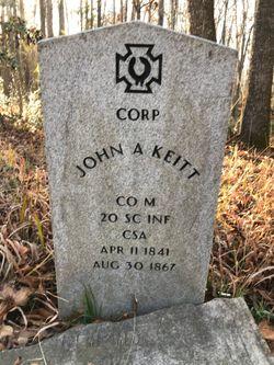 John Andrew Keitt