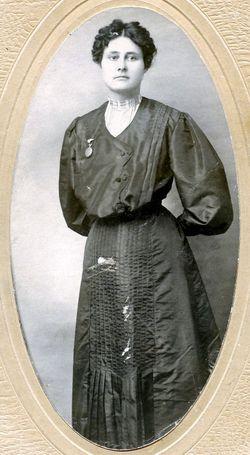 Bertha Gertrude <I>Adair</I> Clifford