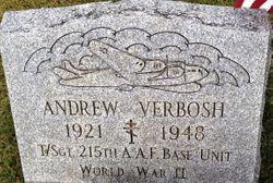 Andrew Verbosh