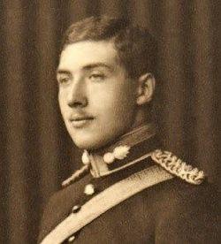 Capt Cyril Holland