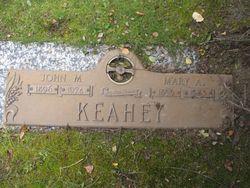 Mary Arline <I>Mitchell</I> Keahey