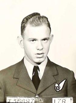 Flight Officer Harold Alexander Armstrong