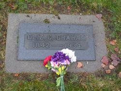 "Elizabeth C. ""Lizzie"" <I>Crammond</I> Graham"