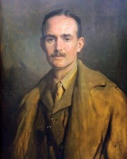 Major Valentine Fleming