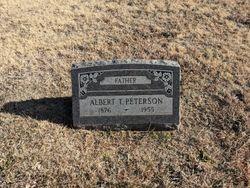 Albert T Peterson