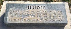 Baby Boy Hunt