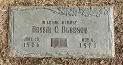 Bessie Carolyn <I>Henning</I> Bledsoe