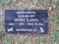 Sherry Odessa Loden