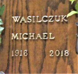 Michael Andrew Wasilczuk