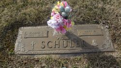 Mary Barbara <I>Kahler</I> Schuler