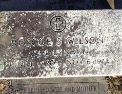 Roscoe Simon Wilson
