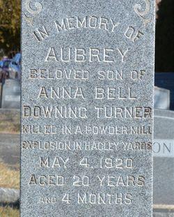 Aubrey E. Turner