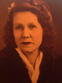 Lillian Beatrice Wilson Cahill 1901 1946 Find A Grave