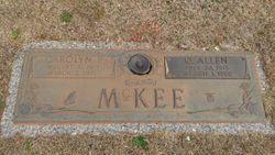 Carolyn <I>Powell</I> McKee