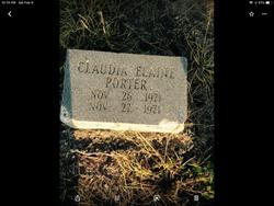 Claudia Elaine Porter
