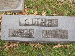 Lottie H <I>Dennis</I> Cline