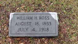 William Hallam Ross Sr.